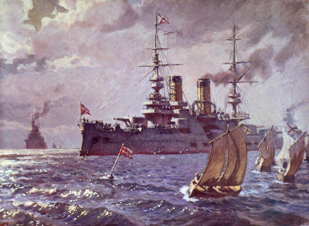 Порт-Артур (1904). Русско-японская война